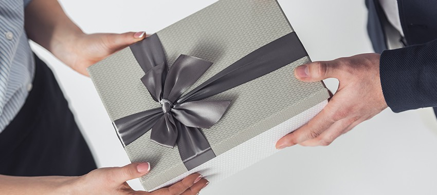 5 Corporate Gifts Your Clients Will Love